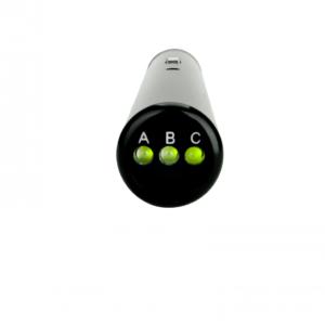 Sound Tools XLR sniffer/sender kabeltester